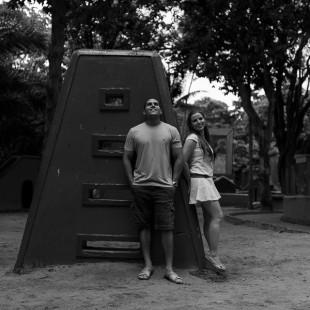 Fabíola + João Paulo | Ensaio Casal